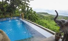 Infinity Pool View