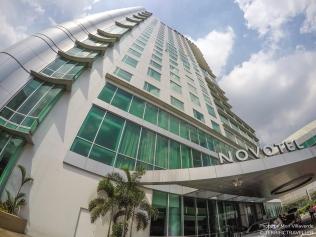 Novotel Exterior Daytime