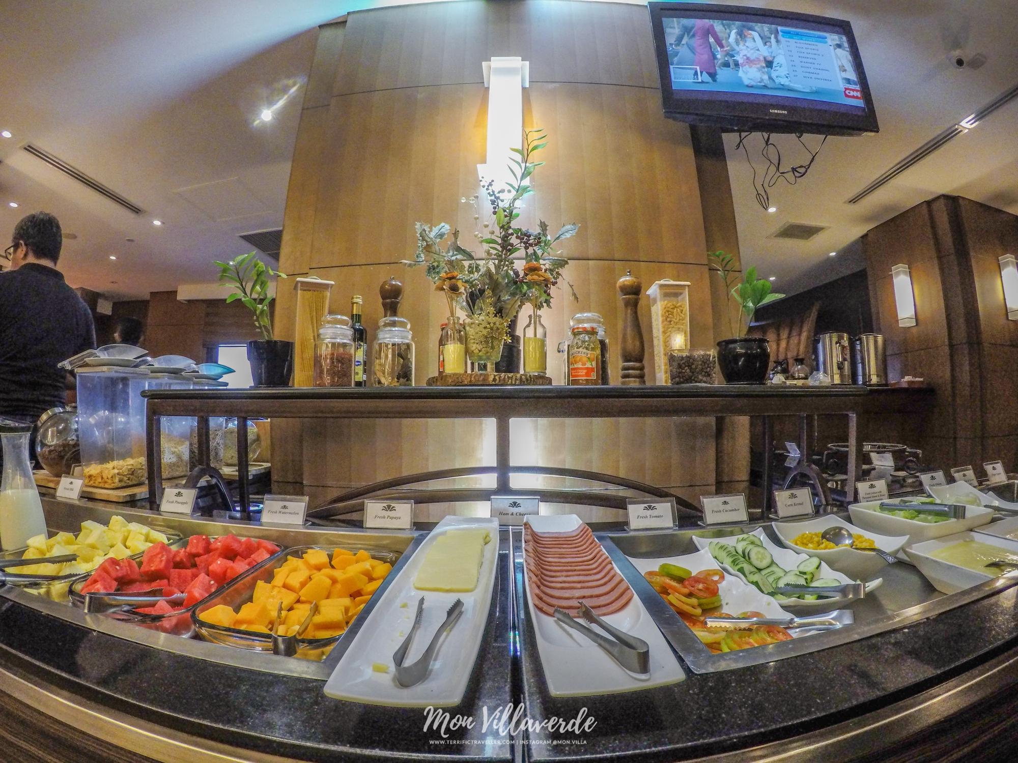 Bistro at City Garden Hotel Makati – Terrific Traveller