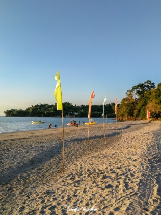 Basiao Beach, Ivisan, Capiz