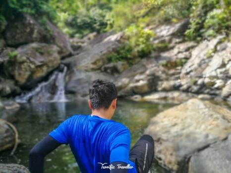 Liktinon Falls, Pres. Roxas, Capiz