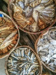 Banica Dried Fish Center, Brgy. Banica, Roxas City