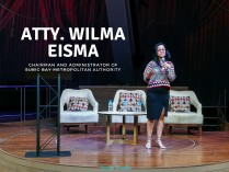 Atty. Wilma Eisma