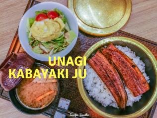 Unagi Kabayaki Ju