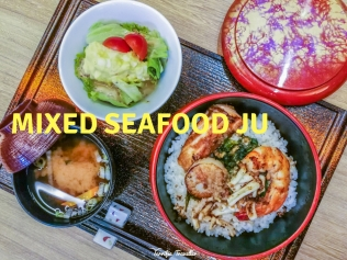 Mixed Seafood Ju