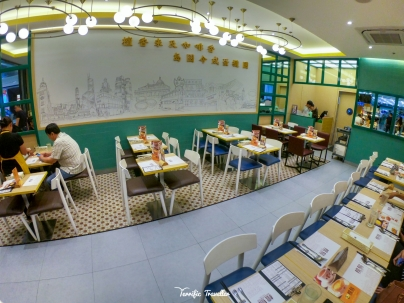 Honolulu HK Cafe